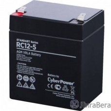 CyberPower Аккумулятор RC 12-5 12V/4.5Ah