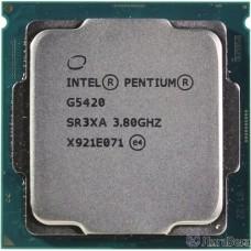 CPU Intel Pentium Gold G5420 Coffee Lake OEM {3.8ГГц, 4МБ, Socket1151v2}