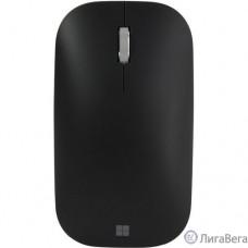 Мышь Microsoft Modern Mobile Mouse черный оптическая (1000dpi) беспроводная BT (2but) (KTF-00012)