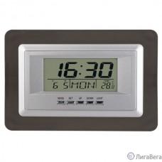Perfeo Часы-будильник ″Middle″, (PF-S2102) время, температура, дата