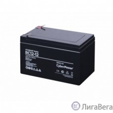 CyberPower Аккумулятор RC 12-12 12V/12Ah