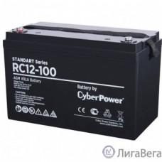 CyberPower Аккумулятор RC 12-100 12V/100Ah