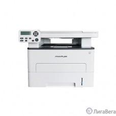 Pantum M6700DW МФУ лазерное, монохромное, двусторонняя печать, копир/принтер/сканер (цвет 24 бит), 30 стр/мин, 1200 x 1200 dpi, 128Мб RAM, лоток 250 стр, USB, RJ45, Wi-Fi, серый корпус
