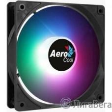 Fan Aerocool FROST 12 PWM FRGB 4P / 120mm/ 3pin+4pin/ RGB led