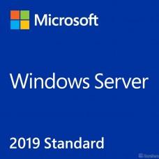 Microsoft Windows Server Standart 2019 Rus 64bit DVD DSP OEI 4 Core NoMedia/NoKey (POSOnly) Additional License (P73-07916)