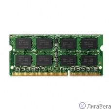 Patriot DDR3 SODIMM 4GB PSD34G1600L2S (PC3-12800, 1600MHz, 1.35V)