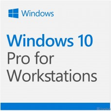 Microsoft Windows 10 [HZV-00073] Professional for Workstations Russian 64-bit {1pk DSP OEI DVD} {устанавливается на клиентские устройства с процессорами Intel Xeon или AMD Opteron}