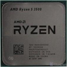 CPU AMD Ryzen 5 3500 OEM {3.6GHz up to 4.1GHz/6x512Kb+16Mb, 6C/6T, Matisse, 7nm, 65W, unlocked, AM4}