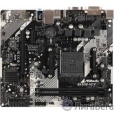 ASROCK B450M-HDV R4.0 RTL {AMD B450, 2xDDR4, 2xPCI-Ex16, PCI-Ex1, D-SUB, HDMI, DVI, SATAIII+}