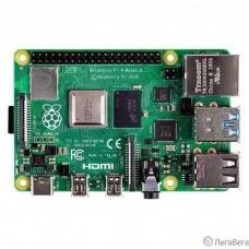 Микрокомпьютер Raspberry Pi 4 Model B 4Gb (44589 / RA545)