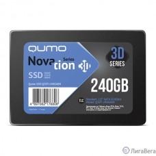 QUMO SSD 240GB QM Novation Q3DT-240GAEN {SATA3.0}