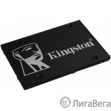 Kingston SSD 512GB KC600 Series SKC600/512G {SATA3.0}