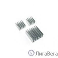 Радиаторы для миникомпьютеров RASPBERRY PI (3шт) (41679)