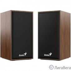 GENIUS SP-HF180, 2.0, 2 x 3W, USB-power, Wood