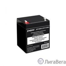 Exegate EX282960RUS Аккумуляторная батарея GP12045 (12V 4.5Ah, клеммы F1)