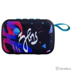 Perfeo Bluetooth-колонка ″ZENS″ MP3, microSD, USB, AUX, мощность 3Вт, 500mAh