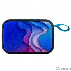 Perfeo Bluetooth-колонка ″ZENS″ MP3, microSD, USB, AUX, мощность 3Вт, 500mAh, волны
