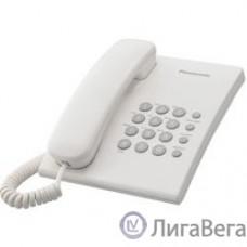 Panasonic KX-TS2350RUW (белый) {повтор номера, регул-ка громкости, кр.на стену}