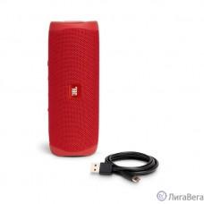 JBL Flip 5 цвет красный [JBLFLIP5RED]