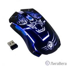 Мышь MRGK-12UR Dialog Gan-Kata RF 2.4G Optical - игровая, 6 кнопок+ролик, RGB подсветка, USB