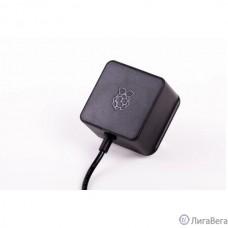 Официальный (оригинальный) адаптер питания для RASPBERRY ориг, 123-5272 с перех-ком Type-C (44660) {для 4 model b}