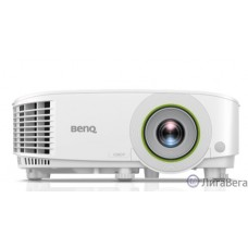 BenQ EH600 [9H.JLV77.13E] {DLP, 1920x1080 FHD, 3500 AL, SMART, 1.1X, TR 1.49~1.64, HDMIx1, VGA, USBx2, wireless projection, 5G WiFi/BT, (USB dongle WDR02U inc), Android, 16GB/2GB, White}