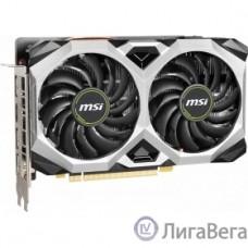Видеокарта MSI PCI-E GTX 1660 SUPER VENTUS XS OC (RU) nVidia GeForce GTX 1660SUPER 6144Mb 192bit GDDR6 1530/14000/HDMIx1/DPx3/HDCP Ret