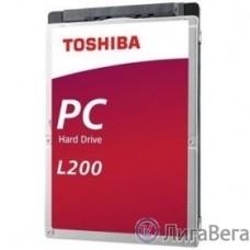 1TB Toshiba L200 Slim (HDWL110UZSVA/HDKCB88ZKA01T) {SATA-III, 5400RPM, 128MB, 2.5″, 7mm}