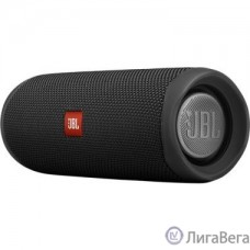 Портативная колонка JBL FLIP 5 черный 0.54 кг JBLFLIP5BLK