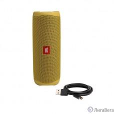 Портативная колонка JBL FLIP 5  желтый 0.54 кг JBLFLIP5YEL