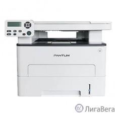Pantum M6700D МФУ лазерное, монохромное, двусторонняя печать, копир/принтер/сканер (цвет 24 бит), 30 стр/мин, 1200 x 1200 dpi, 256Мб RAM, лоток 250 стр, USB, серый корпус