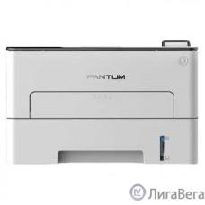 Pantum P3010DW Принтер лазерный, монохромный, двусторонняя печать, A4, 30стр/мин, 1200 х 1200dpi, 128Mb, USB, RJ45, Wi-Fi, NFC, серый корпус