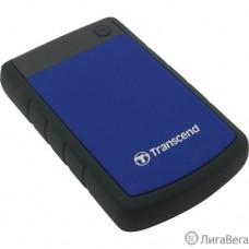 Transcend 4TB StoreJet 2.5″ H3 Blue TS4TSJ25H3B
