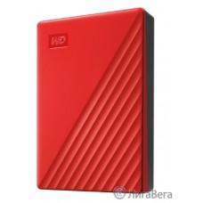 WD My Passport WDBPKJ0040BRD-WESN 4TB 2,5″ USB 3.0 red