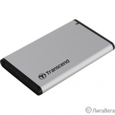 "Флеш-накопитель Transcend 0GB [TS0GSJ25S3] Внешний корпус Комплект для установки 2.5″ SSD/HDD. Внешний корпус для установки 2.5"" SSD/HDD изготовлен из алюминия"