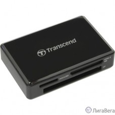 Считыватель карты памяти Transcend USB3.1 Gen1 All-in-1 UHS-II Multi Card Reader [TS-RDF9K2]