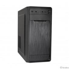 Exegate EX283070RUS Корпус Miditower ExeGate XP-332 Black, ATX, , 2*USB, Audio
