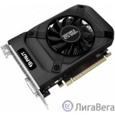 Видеокарта Palit PCI-E PA-GTX1050Ti StormX 4G nVidia GeForce GTX 1050TI 4096Mb 128bit GDDR5 1290/7000 DVIx1/HDMIx1/DPx1/HDCP RTL [NE5105T018G1-1070F]