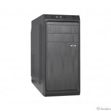 Exegate EX283729RUS Корпус Miditower XP-401 Black, ATX, , 2*USB, Audio