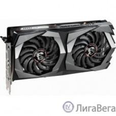 Видеокарта MSI PCI-E GTX 1650 D6 GAMING X( RU)  nVidia GeForce GTX 1650 4096Mb 128bit GDDR6 1485/8000/HDMIx1/DPx2/HDCP Ret