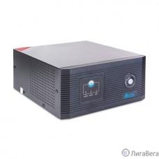 SVC Инвертор DIL-600, 600ВА/360Вт, Вход:12/220В, AVR: 175-270±5В, Вых.:220В, 50±0.5Гц, Чистая синусоида, Внешние АКБ(не входят в комплект), Светодиодная индикация, Напольный