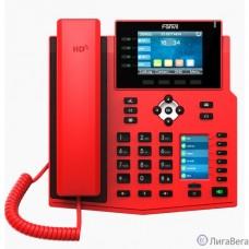 Fanvil X5U RED SIP телефон красн., с б/п