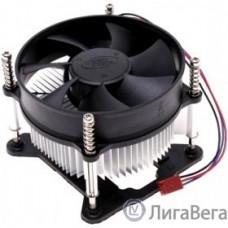 Cooler Deepcool CK-11508V2 {Soc-1150/1155/1156, 3pin, 25dB, Al, 65W, 245g, screw}