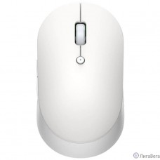 Xiaomi Mi Dual Mode Wireless Mouse Silent Edition (White) Беспроводная мышь [HLK4040GL]