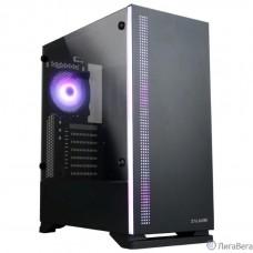 ZALMAN S5 Black, без БП, боковое окно (закаленное стекло), черный,  ATX