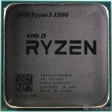 CPU AMD Ryzen 3 PRO 3200G OEM {3.6GHz/Radeon Vega 8}