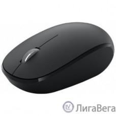 Мышь Microsoft BLUETOOTH черный оптическая (1000dpi) беспроводная BT (2but) [RJN-00010]