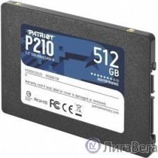 Patriot SSD 512Gb P210 P210S512G25 {SATA 3.0}