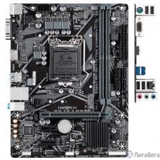 Gigabyte H410M H RTL {S1200, H410, 2xPCI-E Dsub+HDMI GbLAN SATA MicroATX, 2DDR4}