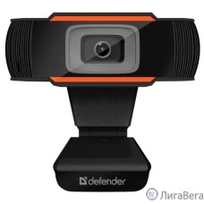 Web-камера Defender G-lens 2579 {HD720p, 2МП, микрофон} [63179]